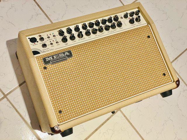 Mesa Boogie Rosette 300 Two:eight amplificador combo Acústico Melhor Do Mundo - Foto 2