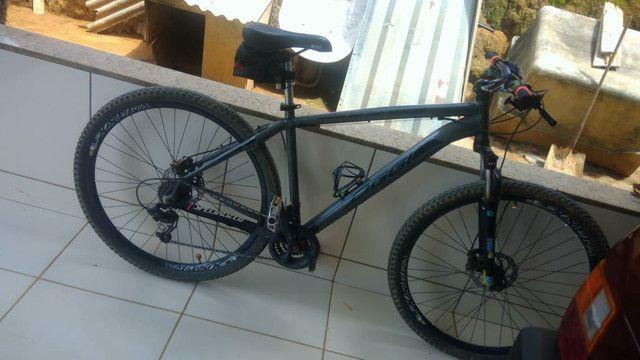 Bike ar 29 freio gts hridaulico - Foto 2