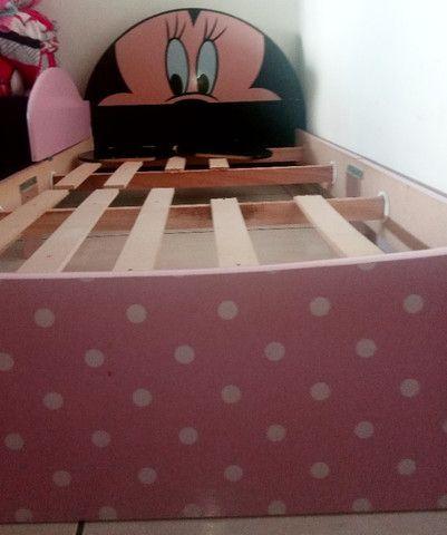 Jogo de Cama Mickey e Minnie - Foto 3