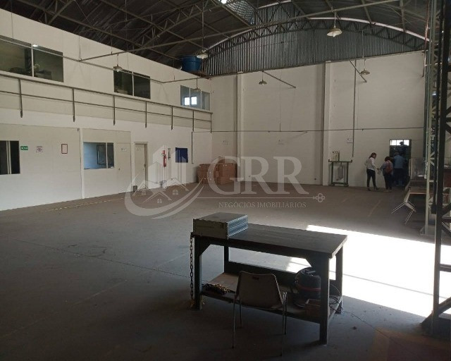 Aluguel - Galpão comercial no Jardim Aeroporto - Região Sudeste de São José dos Campos/SP - Foto 3