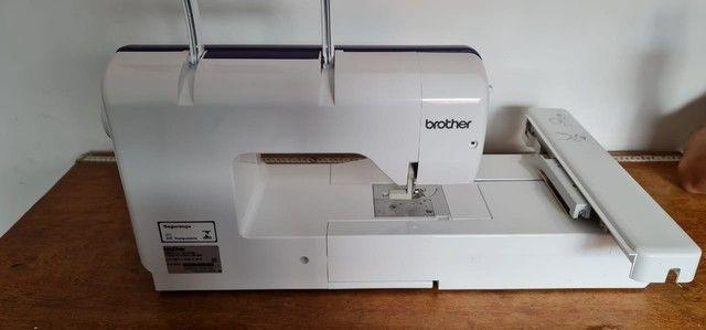Máquina De Bordar Brother Nq 1400e - Foto 3