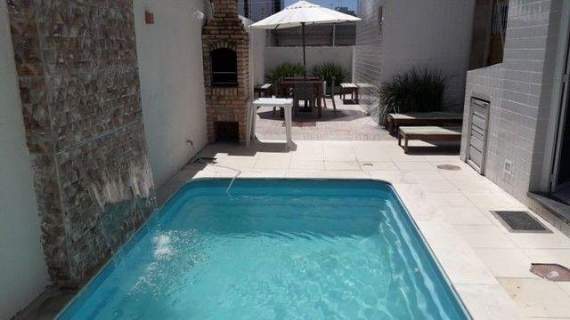 Apartamento de 01 quarto no bancários, com piscina churrasqueira e salão de festas - Foto 9