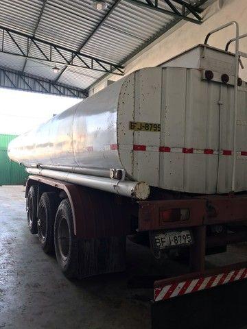 Carreta tanque agua pulverização lavoura  - Foto 3