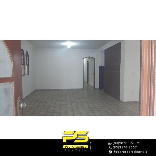 Casa com 3 dormitórios para alugar, 200 m² por R$ 2.500/mês - Castelo Branco - João Pessoa - Foto 10