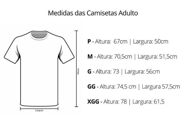 Camiseta Ampeg - cubo de baixo - Foto 4