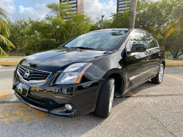 Sentra 2013 automático S  série especial