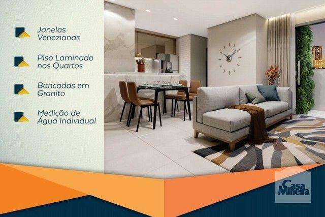 Apartamento à venda com 3 dormitórios em Santa branca, Belo horizonte cod:325034 - Foto 2