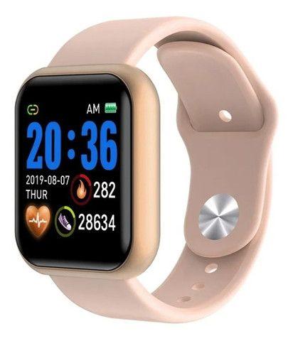 Relógio Inteligente Smartwatch D20 y68  - Foto 3