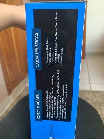 Vende-se DVD novo nunca usado  - Foto 2