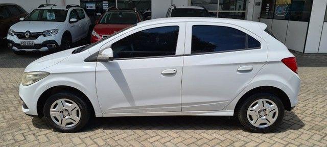 Chevrolet - Onix 1.0 Lt  2014 - Contato: Tubarão - * - * - Foto 3