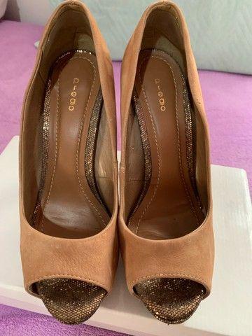 Sapato salto alto - Prego - 36