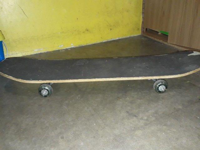 Skate usado:OBS NÃO ENTREGA - Foto 4