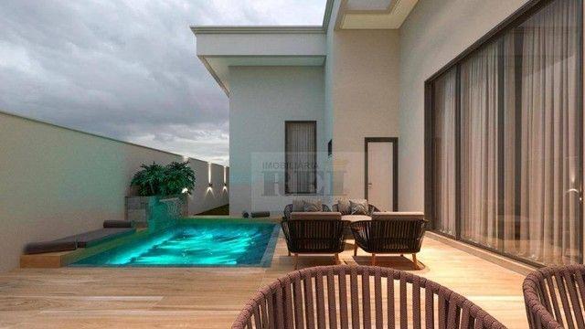 Casa com 4 dormitórios à venda, 242 m² por R$ 1.300.000 - Rio Verde/GO - Foto 3