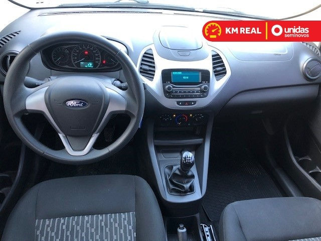 Ford Ka 2020 1.0 ti-vct flex se manual - Foto 7
