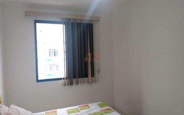 Apartamento em Praia grande - Canto do Forte, SENDO: 02 dormitórios, 01 sala ampla - Foto 16