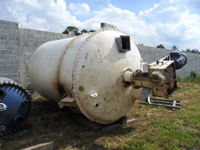 Tanque misturador (Diluidor) em aço inox 15.000 Litros  - Foto 3