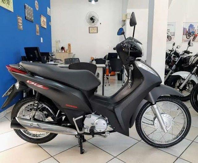 Honda Biz 125i<br>2020-20/KM:0/ Flex/ - Foto 2