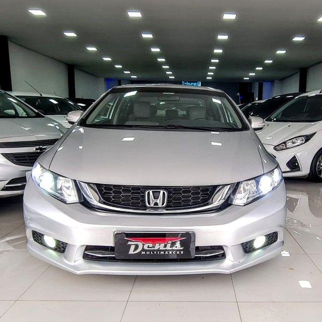 Honda Civic lxr 2.0 16 v 2016 - Foto 3