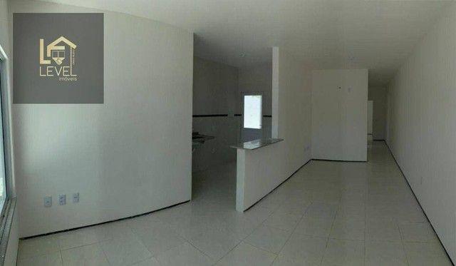 Casa com 2 dormitórios à venda, 77 m² por R$ 163.000,00 - Lt Parque Veraneio - Aquiraz/CE - Foto 7