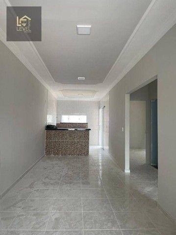 Casa com 2 dormitórios à venda, 80 m² por R$ 175.000,00 - Divineia - Aquiraz/CE - Foto 6