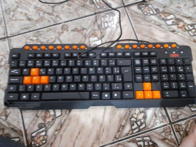 Computador de mesa(com teclado é cpu) - Foto 2