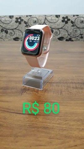 Relógios Smartwatch varios modelos à partir de 40 reais - Foto 5