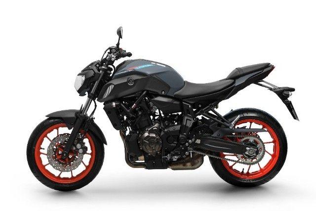 Yamaha MT 07 ABS 2021/2022 Modelo novo! - Foto 7