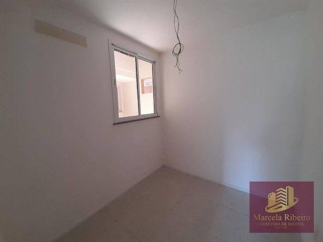 Apartamento à venda, 76 m² por R$ 439.000,00 - Porto das Dunas - Aquiraz/CE - Foto 18