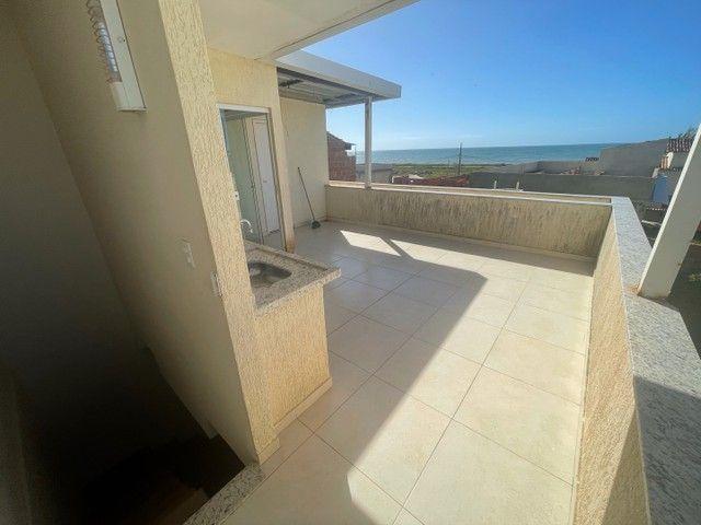 Casa duplex mobiliado vista para o mar troco por Veiculos  - Foto 15