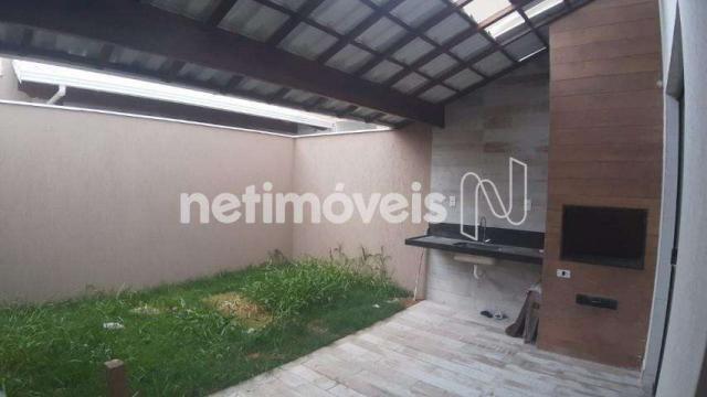 Casa de condomínio à venda com 3 dormitórios em Itapoã, Belo horizonte cod:789945