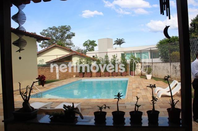 Casa à venda com 4 dormitórios em Bandeirantes (pampulha), Belo horizonte cod:730763 - Foto 2