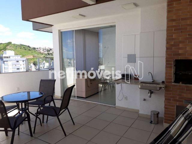 Apartamento à venda com 3 dormitórios em Castelo, Belo horizonte cod:785501 - Foto 9