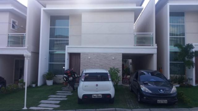 Casa Duplex, 03 Suítes, cozinha projetada, 03 vagas,  Coité - Eusébio/CE - Foto 2