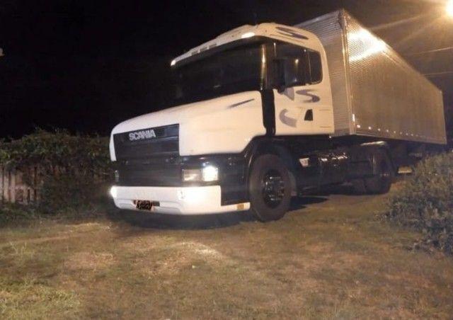 Scania 124 420 Ano 2000