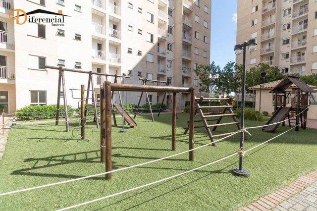 Apartamento com 3 dormitórios à venda, 62 m² por R$ 320.000,00 - Fanny - Curitiba/PR - Foto 15