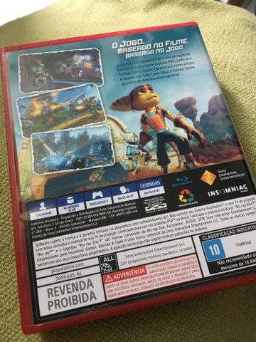Ratchet Clank ps4 R$80,00 - Foto 2