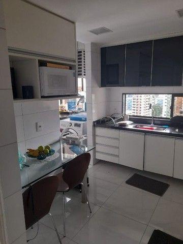 Apartamento com 3 dormitórios à venda, 94 m² por R$ 650.000,00 - Aflitos - Recife/PE - Foto 12