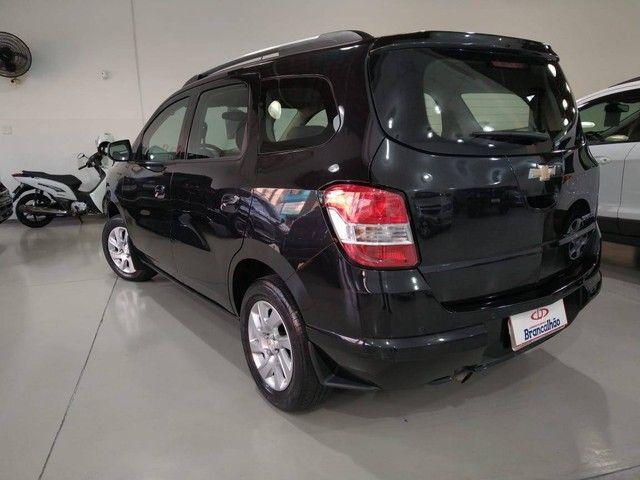 SPIN 2016/2016 1.8 LTZ 8V FLEX 4P AUTOMÁTICO - Foto 4
