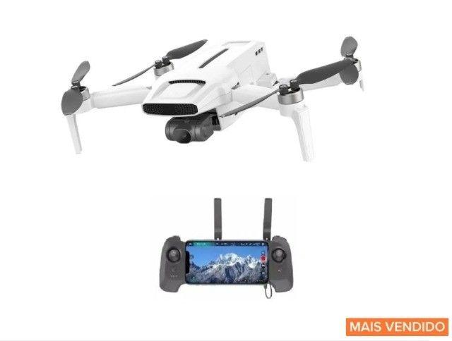 Drone Fimi X8 Mini Gps Camera 4k Gimbal 3 Eixos 8km 30min Lacrado!!! ( troco em PC gamer )