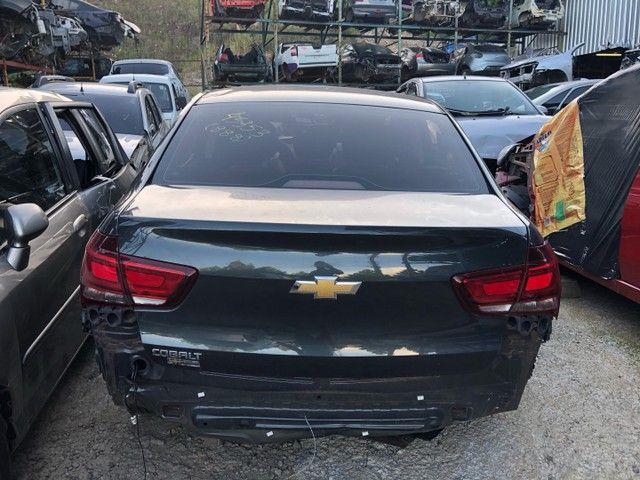 Gm cobalt 2019 1.8 aut. Vendido em peças