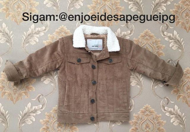 Jaqueta infantil tam.1