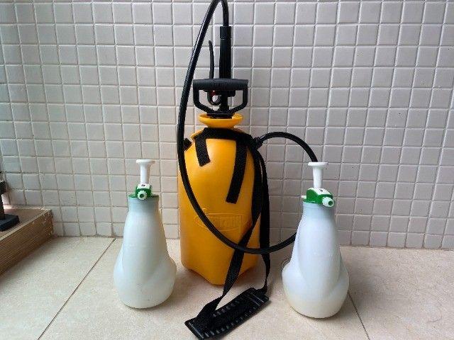 Kit completo para higienização de estofados!!! - Foto 3