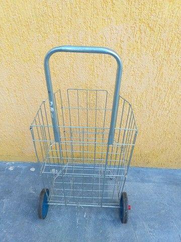 Carrinho de compras  - Foto 4
