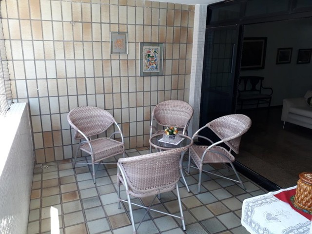 Apto 3 suítes, 2 vagas, 150 m² - R$ 650 mil - Dionísio Torres - Fortaleza/CE - Foto 7