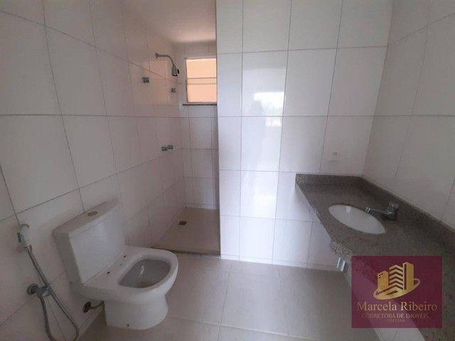 Apartamento à venda, 76 m² por R$ 439.000,00 - Porto das Dunas - Aquiraz/CE - Foto 17