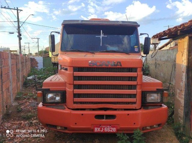Scania 113 360 cv graneleira - Foto 11