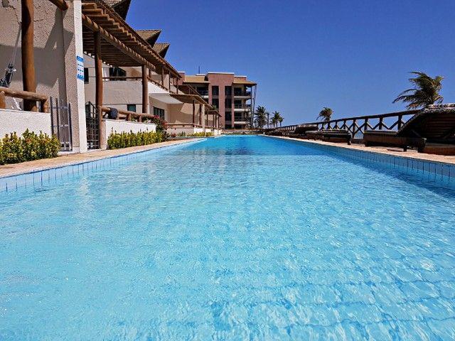 Apartamento para alugueo temporada  com pé na areia na praia do cumbuco 100 m2 - Foto 16