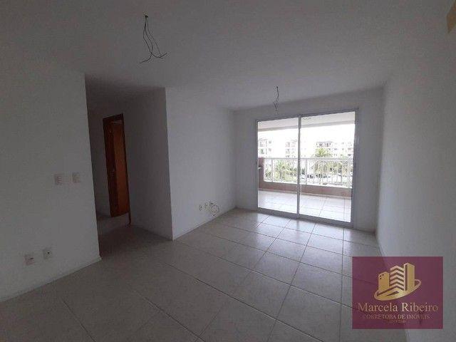 Apartamento à venda, 76 m² por R$ 439.000,00 - Porto das Dunas - Aquiraz/CE - Foto 6