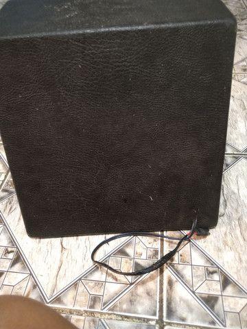 Caixa de som com 2 meses de uso - Foto 3
