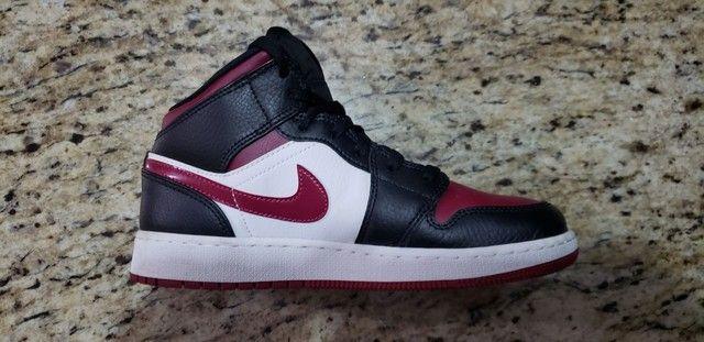 Tênis Nike Air Jordan 1 MID - Foto 5
